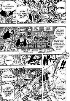 One Piece 848 - Page 14 - Manga Stream