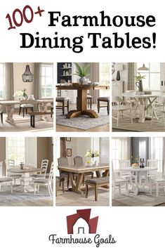 Discover the top-rated farm home dining table sets and rustic dining tables. When you are looking for farmhouse dining room furniture, you will find it here. Farmhouse Bedroom Furniture Sets, Farmhouse Dining Room Table, Dining Tables, Dining Room Furniture, Top Rated, Goals, Rustic, House Styles, Home
