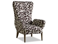 Shop for Chaddock Helena Chair, U1160-1, and other Living Room Chairs at Chaddock in Morganton, NC. Available only in 300 Tobacco finish.