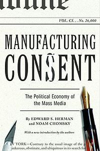 Manufacturing Consent: The Political Economy of the Mass Media - Noam Chomsky. Before you turn on the TV, read this book.