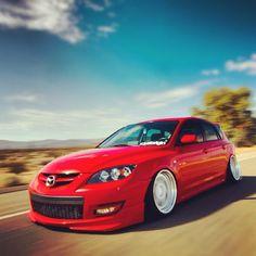 MazdaSpeed 3 - Rolling Shots