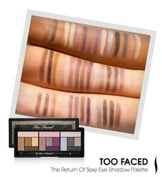 TOO FACED  Swatch