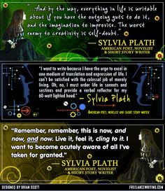 Sylvia Plath was an American poet, novelist, and short-story writer.