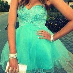 #dress #prom #glitter #clothes