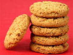 Oatmeal Digestive Biscuits Recipe!