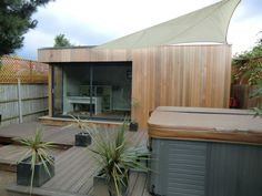 Every house should have one of our garden rooms don't you think?