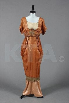 Dress 1910 Kerry Taylor Auctions