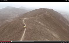 Video: Matt Hunter rides one of his favorite trails on earth: The Puerto Inca Trail in Peru.