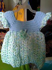 Ravelry: Aila Marie Dress pattern by Elizabeth Brooker