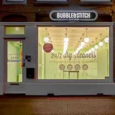 #LGB #Clever Why are these not everywhere??  New 24/7 open smart laundry space in Amsterdam using an app and a high tech locker system to allow you to drop off an pick up your clothes at any time of the day or night.