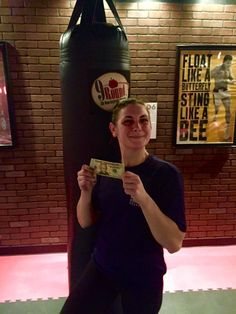 Look who just got $20 CASH from 9Round! Member Valene Deaver simply referred someone to 9Round who joined the 9R Nation, it's that easy! Members, kick up your referrals and earn that money! #whodoesntlikecash #extraholidaycash #spreadtheword #9roundcatskill #dollarbillsyall