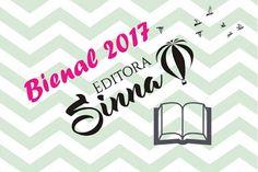 As 1001 Nuccias: [Editora Sinna] - Lançamentos Bienal do Livro Rio 2017