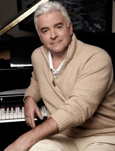 John O'Hurley not only has a sexy voice but his charming personality and silver hair add to his sex appeal