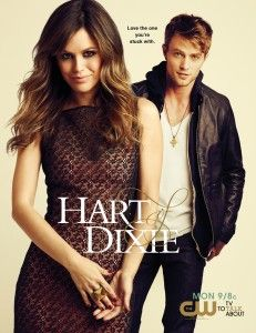 I just started watching the first season of Hart of Dixie and it's pretty good!