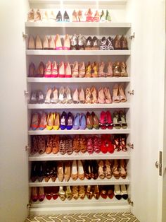 "Heaven does exist; it's called ""Brett Heyman's closet."""