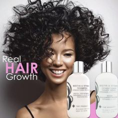Are you losing your hair? Fight back with our Biotin for hair growth shampoo & conditioner. Available on Amazon and Walmart.com