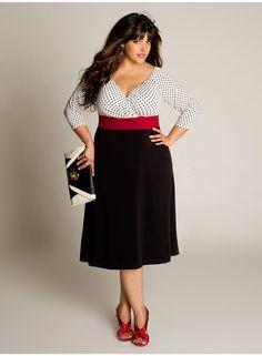 Laura Vintage Dress
