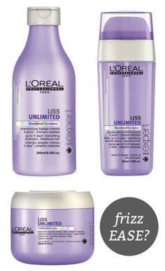 L'Oreal Professionel serie expert liss Unlimited