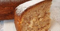 Άρτος Greek Pastries, Bread And Pastries, Flour Recipes, Cooking Recipes, Low Calorie Cake, The Kitchen Food Network, Greek Sweets, Greek Cooking, Bread Cake