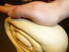 Croissants ou pain au chocolat au companion moulinex