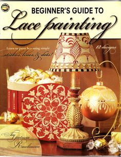 lace painting - Jacqueline Buriche - Picasa Web Albums