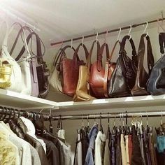Interior Living Room Design Trends for 2019 - Interior Design Wardrobe Organisation, Wardrobe Storage, Closet Storage, Closet Organization, Organizing, Walk In Wardrobe, Walk In Closet, Closet Space, Organizar Closet
