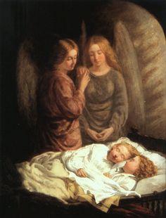 Guardian Angels J.H.S. Mann Artunframed artunframed.com gonzalo conradi pintor - Buscar con Google