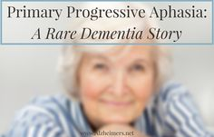 Actress Kimberly Williams-Paisley shares her family's journey through primary progressive aphasia and gives advice to others with the rare dementia.