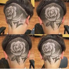 Haircuts Designs for Boys are also referred to as hair tattoos, and they are now officially among the greatest hairstyle tendencies of today's world. Trendy Haircuts For Women, Boys Haircuts With Designs, Hair Designs For Boys, Cool Haircuts, Medium Hair Cuts, Short Hair Cuts, Hair Tattoo Designs, Undercut Hair Designs, Shaved Hair Designs