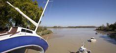 Le Canal de La Martinière et son écluse si Arty !