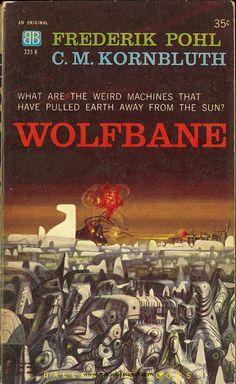 Richard Powers, Wolfbane, 1959.