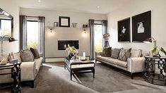 Sorrento Residence by Carlisle Homes