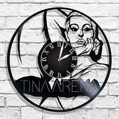Tina Arena singer design wall clock, Tina Arena wall post... https://www.amazon.com/dp/B078WCSSVQ/ref=cm_sw_r_pi_dp_U_x_CPKzAbQYFC1XP