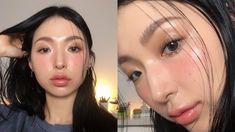 Makeup Essentials That You Don't Want To Go Without – Makeup Mastery Dewy Makeup Look, Blush Makeup, Makeup Eyeshadow, Makeup Looks, Glow Makeup, Makeup Trends, Makeup Tips, Beauty Makeup, Hair Makeup