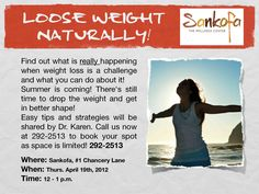 Weight Loss Challenge Flyer The best place to find how to have joyful life! http://myhealthplan.net