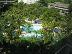 Oasis in the middle of hot Manila