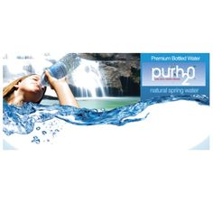 Click here to support purh20. Raising money to boost business, purh20 natural spring water, to re...