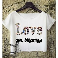 love one direction shirt logo Estilo One Direction, One Direction Logo, One Direction Fashion, One Direction Background, One Direction Outfits, One Direction Concert, One Direction Pictures, Celebrity Casual Outfits, Classy Outfits