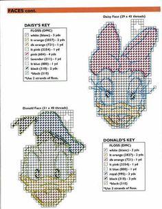 PLASTIC CANVAS (pág. 11) | Aprender manualidades es facilisimo.com
