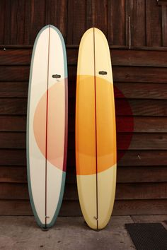 Almond Surfboards  Designs