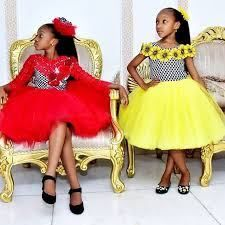 Party Dresses For Teenagers, Dresses Kids Girl, Kids Outfits, Dress For Girl Child, Kids Dress Wear, Children Dress, Baby African Clothes, African Dresses For Kids, African Fashion
