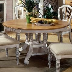 I pinned this Hillsdale Dining Table from the Southern Hospitality event at Joss and Main!