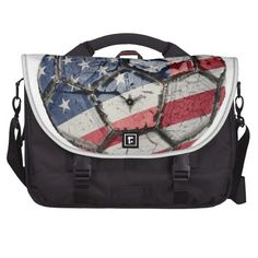 USA old ball Bag For Laptop! <3 SEE MORE///