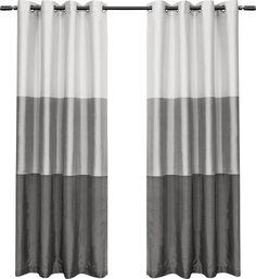 Newton Light Filtering Curtain Panels