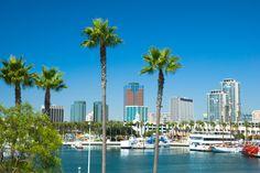 Long Beach #LA #viagem #turismo