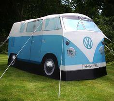 Wannahave VW Camper Van Tent – $550