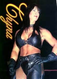 Chyna WWF Magazine