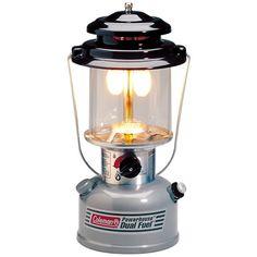 Coleman Premium Powerhouse® Dual Fuel(TM) Lantern * Click image for more details.