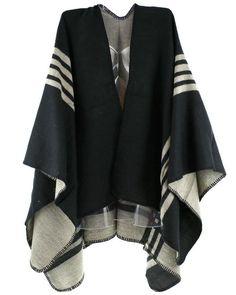 Neena Plaid Winter Kimono