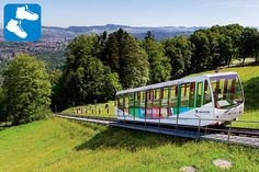 A short ride from Bern city centre by tram and the funicular Gurtenbahn sits this low mountain, whose summit was developed by the capital in 1999 as an outdoor Swiss Travel, Travel Info, Switzerland, Things To Do, Train, City, Outdoor, Road Trip Destinations, Viajes